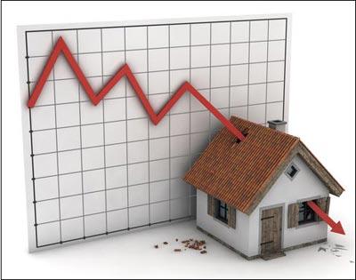 Crollo Mercato Immobiliare
