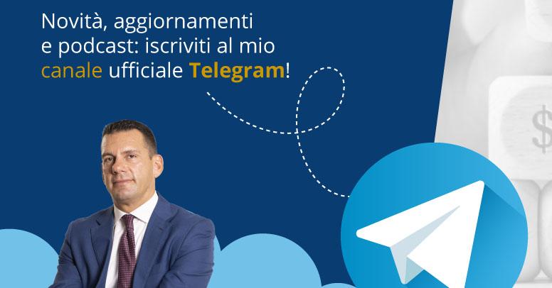 Telegram Enrico Mantovanelli