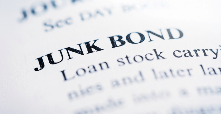 Glossario Della Finanza Junk Bond